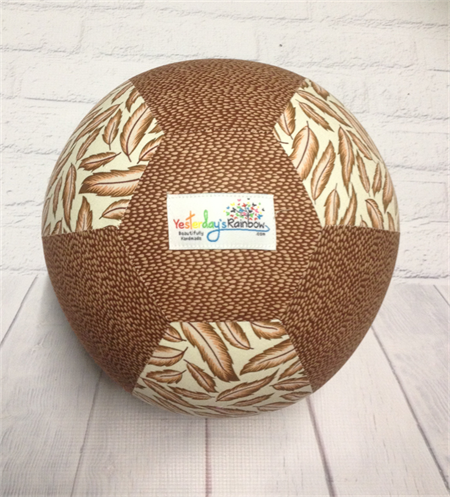 Balloon Ball: Feathers two tone